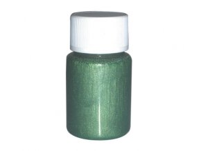 Airbrush tetovacia perleťová farba Fengda dark green 40 ml