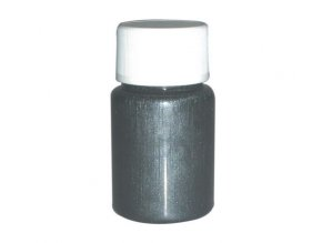 Airbrush tetovacia perleťová farba Fengda silvery black 40 ml