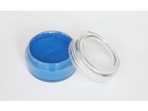 Farba pre maľovanie na telo a tvár Fengda body painting blue 10 g