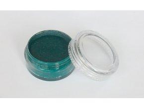 Farba pre maľovanie na telo a tvár Fengda body painting green 10 g