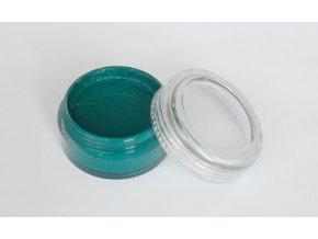 Farba pre maľovanie na telo a tvár Fengda body painting grass green 10 g