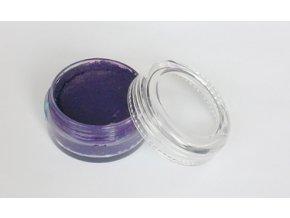 Farba pre maľovanie na telo a tvár Fengda body painting purple 10 g