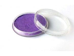 Perleťová farba pre maľovanie na telo Fengda body painting purple 30 g