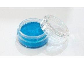 Perleťová farba pre maľovanie na telo Fengda body painting bright blue 10 g