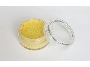 Perleťová farba pre maľovanie na telo Fengda body painting yellow 10 g