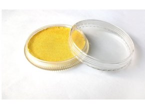 Perleťová farba pre maľovanie na telo Fengda body painting yellow 30 g