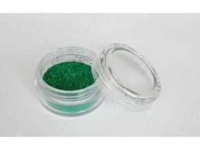 Trblietavý prášok Fengda Glitter 1 / 128 green 10 ml