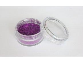 Trblietavý prášok Fengda Glitter 1 / 128 purple 10 ml