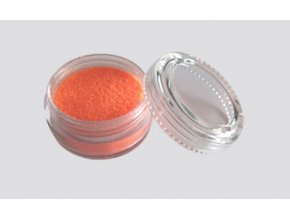 Trblietavý UV prášok Fengda Glitter 1 / 256 orange 10 ml