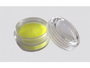 Trblietavý UV prášok Fengda Glitter 1 / 256 yellow 10 ml