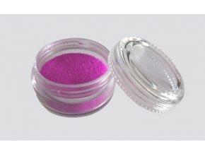 Trblietavý UV prášok Fengda Glitter 1 / 256 purple 10 ml