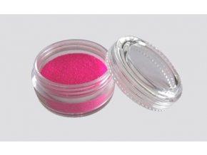 Trblietavý UV prášok Fengda Glitter 1 / 256 pink 10 ml