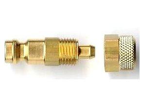 Nátrubok 4x6mm - samec rýchlospojky Createx