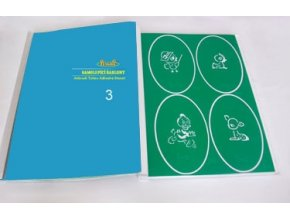 Airbrush tetovacie šablóny - kniha 03
