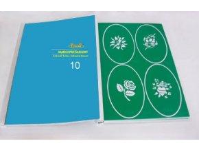 Airbrush tetovacie šablóny - kniha 10