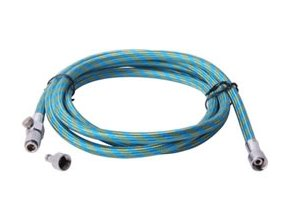 Modrá hadica Fengda BD-31 prípojná 3,0 m šrobovanie G1/8 - G1/8