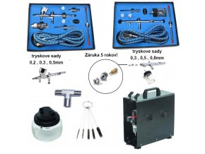profi airbrush set