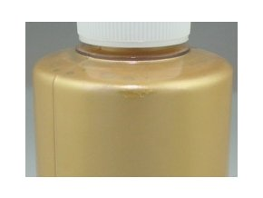 Airbrush Farba CREATEX Colors Pearlized Satin gold 60ml