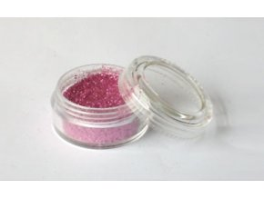 Trblietavý prášok Fengda Glitter Light red 10 ml