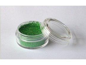 Trblietavý prášok Fengda Glitter Olive green 10 ml