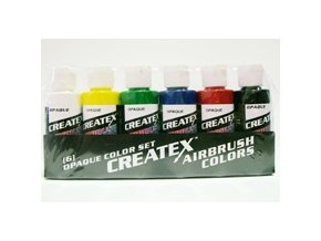 Createx Opaque starter set 6x60ml