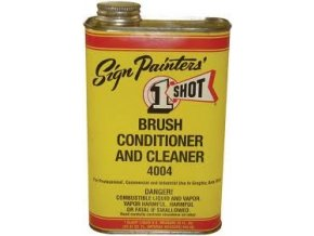 1 Shot 4004 Brush Cleaner 946 ml