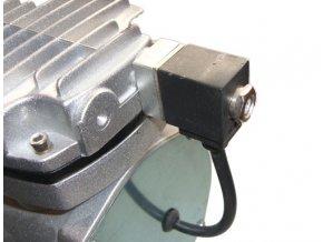 Elektromagneticny tlakovy ventil