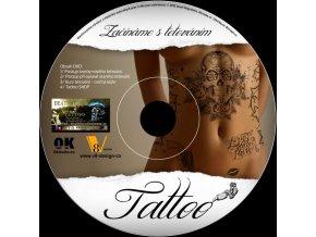 DVD Začíname s tetováním