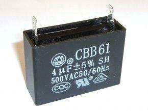 Rozbehový kondenzátor 4uF