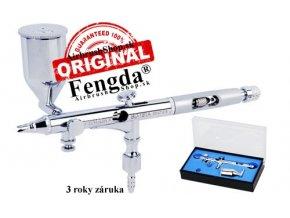 Airbrush striekacia pištoľ Fengda BD-181A s tryskou 0,3 mm