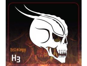 Airbrush šablona Hellology h3