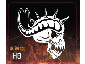 Airbrush šablona Hellology h8