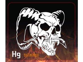 Airbrush šablona Hellology h9