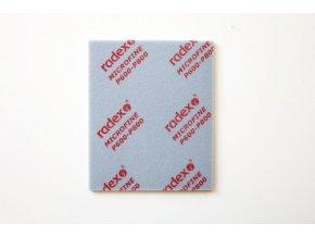 Radex brúsne špongie ultrafine P400-P600