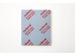 Radex brúsne špongie microfine P600-P800