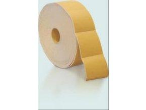 Radex Gold rolka na mäkkej podložke 114mmx25m p180