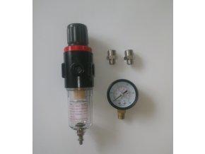 Regulačný ventil Tagore tg-aefr2000 ku kompresoru + 2x redukcia A3