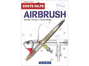 "Erste Hilfe Airbrush ""First Aid Airbrush"" PRVA POMOC"