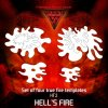 Airbrush šablona True fire hf2 xxl