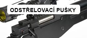 Odstřelovací pušky