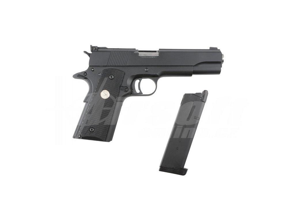 9a9af350d Airsoftová pistole Colt 1911 - kov, GBB, Army, R29 - Airsoft-online.cz