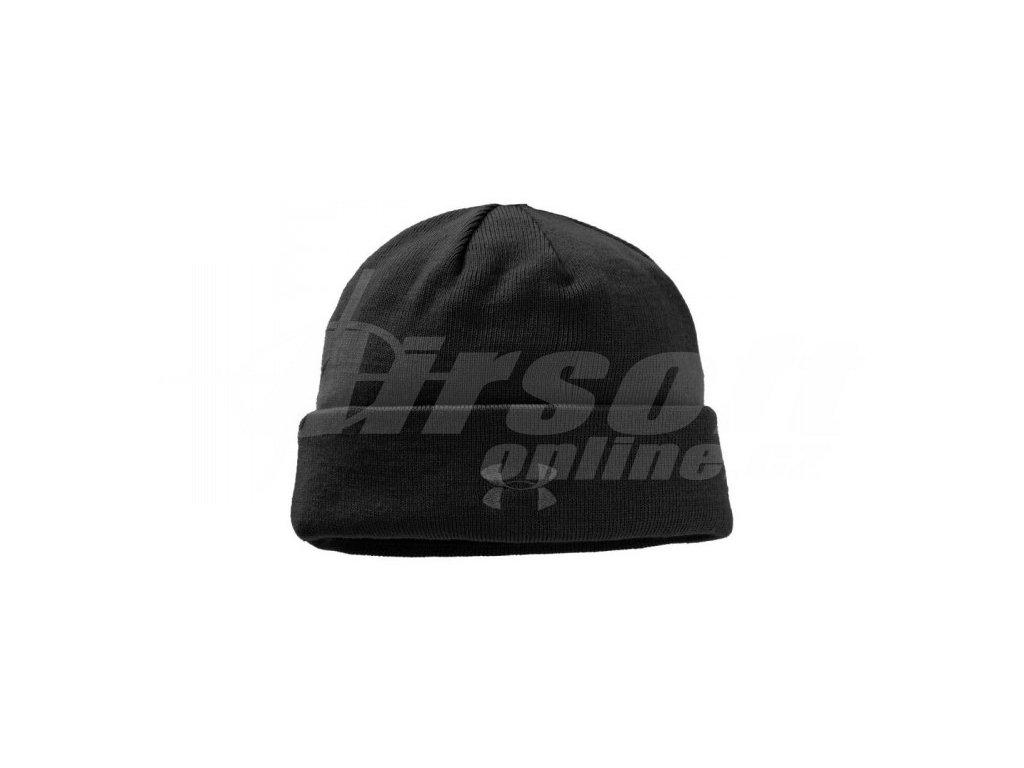 602c2b2df65 Fleecová čepice A108 - černá