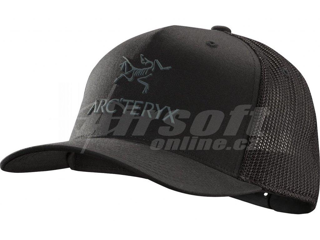 Kšiltovka Trucker Hat - černá 049c7faa20