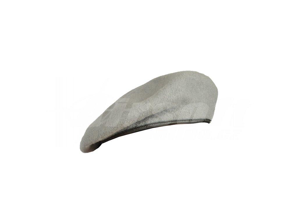 Baret použitý - šedý, Army