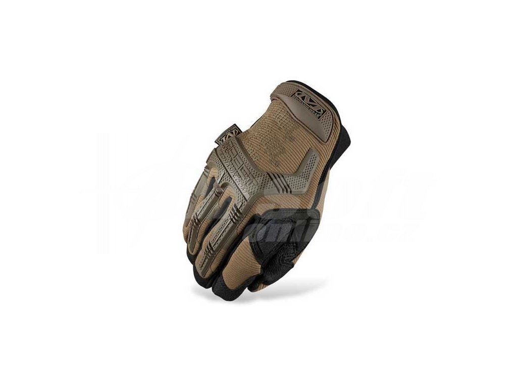Rukavice Mechanix M-Pact® - coyote