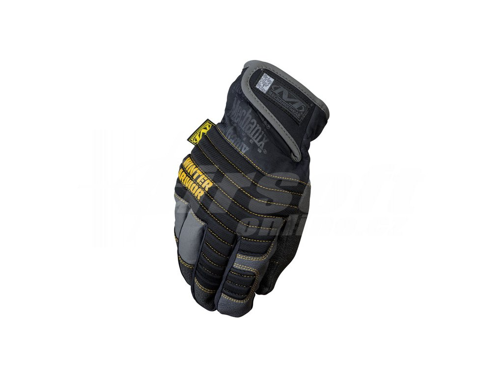 Rukavice Mechanix Winter Armor
