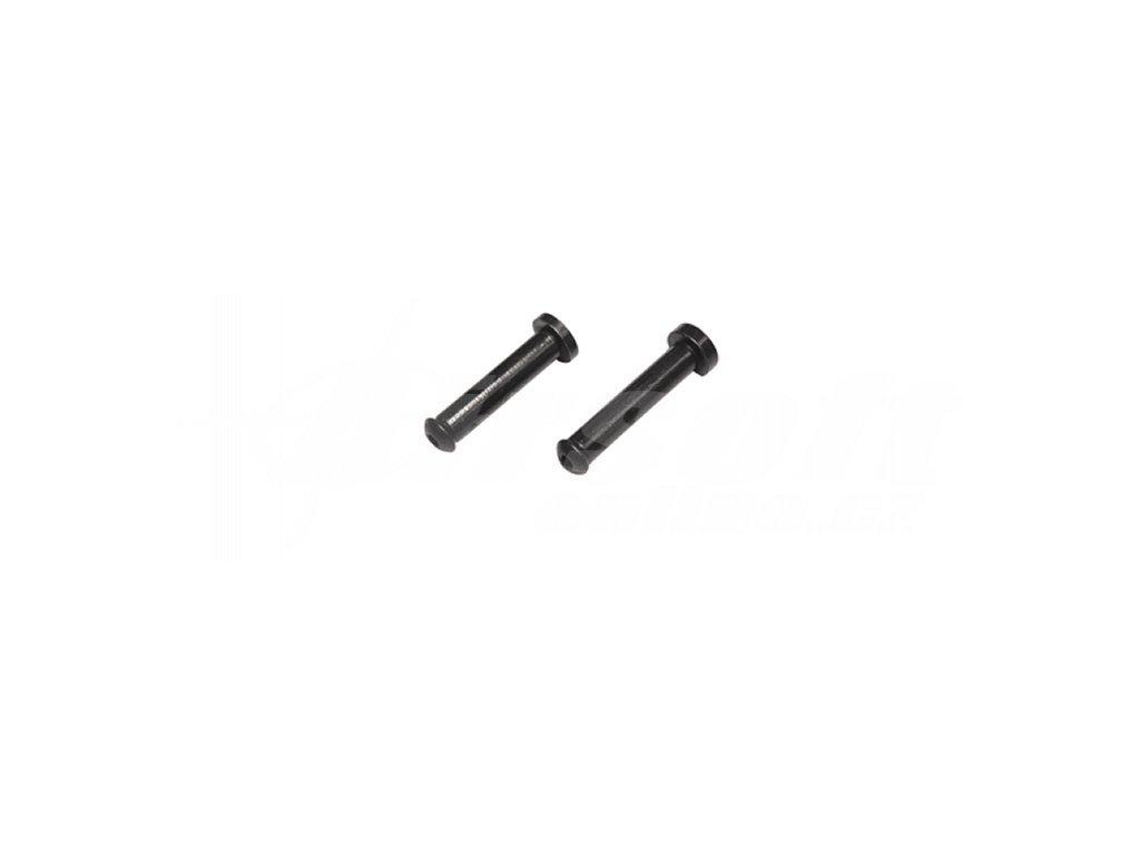 Ocelové jistící kolíky těla zbraní pro M4/M16, Aimtop
