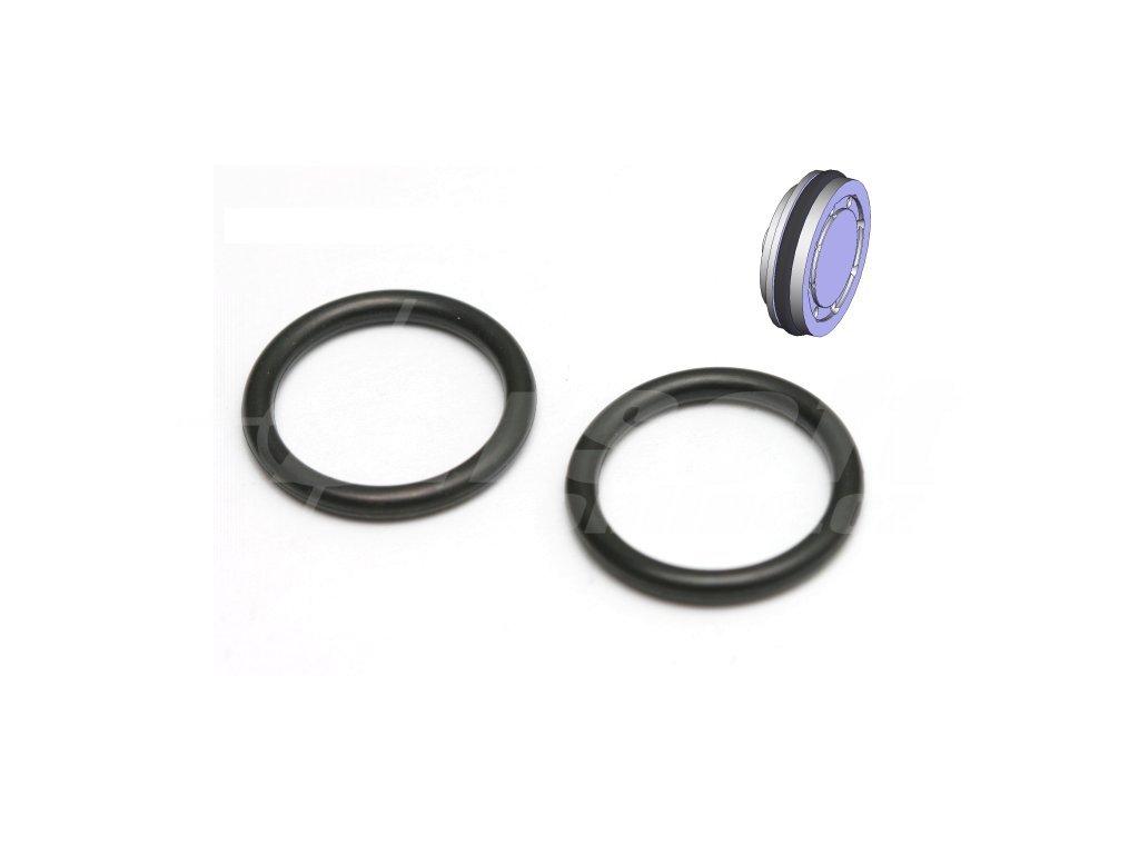 Náhradní O-kroužek hlavy pístu, 2 kusy, Airsoftpro