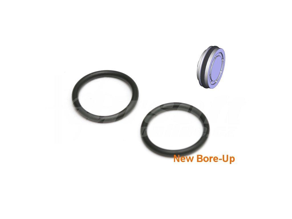 Náhradní O-kroužek NBU hlavy pístu, 2 kusy, Airsoftpro