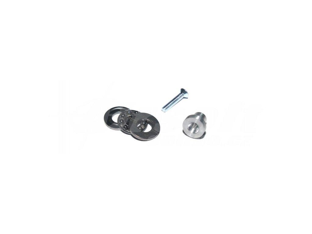 Podložka hlavy pístu s kuličkovým ložiskem, Airsoftpro